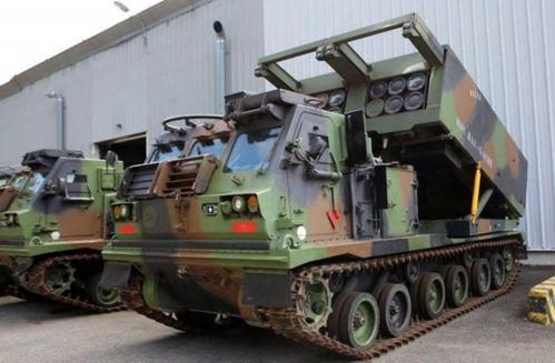 探访法军m270火箭炮维护工作
