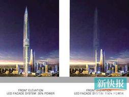 新快报讯据韩国《朝鲜日报》报道,全球第一幢让人产生错觉看起来像透明建筑的高层大厦将在仁川青罗国际城市拔地而起.