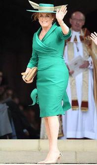 英国公主嫁给落魄贵族,童话都发生在别人身上
