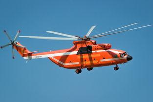 中国引进米-26重型直升机。