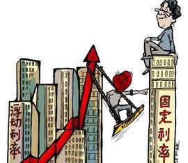 房贷浮动利率(公积金贷款是浮动利率)