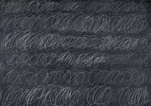 孩童般潦草涂鸦 塞 托姆布雷的抽象世界 艺 人