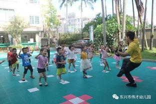 幼儿园户外体育活动运动材料的投放