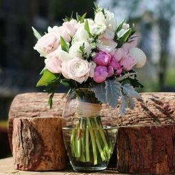 花瓶放维生素C养花