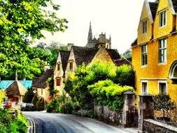 瑞士十大最美小镇