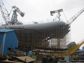 印度首艘国产航母已经接近完工