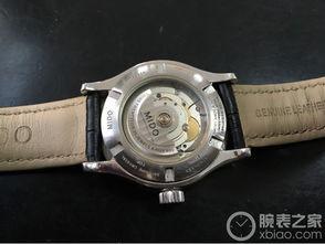 美度手表保养常识