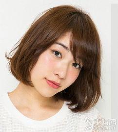 长脸适合的短发发型推荐 主妇美发 主妇网