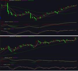 股票分析图中 ma5 ma10 ma20 ma30 ma60都是指什么意思啊!
