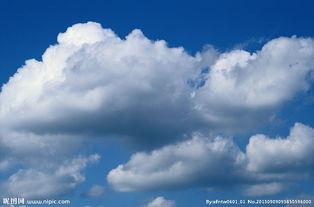 天空背景素材图片