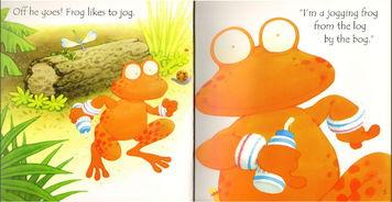 青蛙用英语怎么读