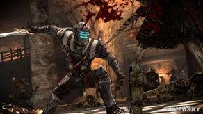 死亡空间主角Isaac打入 龙腾世纪2