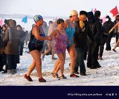 鹤舞北国美冰雪大关东齐齐哈尔关东文化旅游节侧记