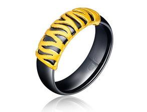 黑色戒指佩戴有什么寓意 2017戒指的材质都有哪些