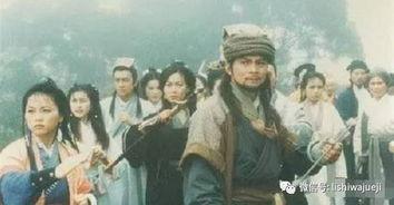 十首香港武侠金曲 唱出无限中国意境