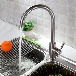 厨房水龙头漏水怎么办—厨房水龙头为什么漏水