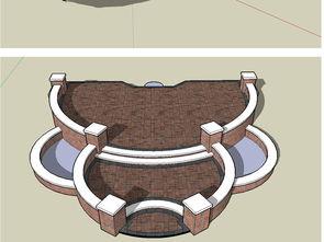 遮阳棚模型设计图下载 图片26.04MB 建筑模型库 SU模型
