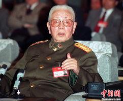 中央军委原副主席刘华清