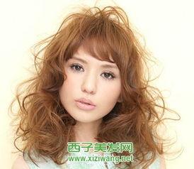 长脸型适合什么样的短发,看看适合长脸短发发型
