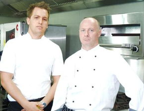厨坛巨星打造炙手可热的餐饮胜地