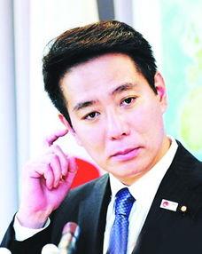 日本外务大臣前原诚司