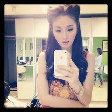 泰国最美变性艺人poy私照曝光