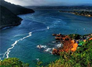 南非花园大道,游览南非的美景