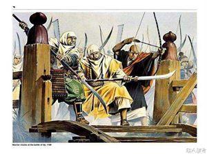 火枪和斩马刀专克骑兵 三千中国骑兵为啥纵横蹂躏4万日军