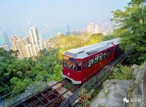 香港旅游必去20个景点,不然就白去一趟了