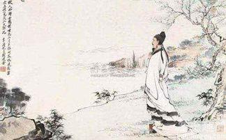 我便想起唐代詩人李白的名句