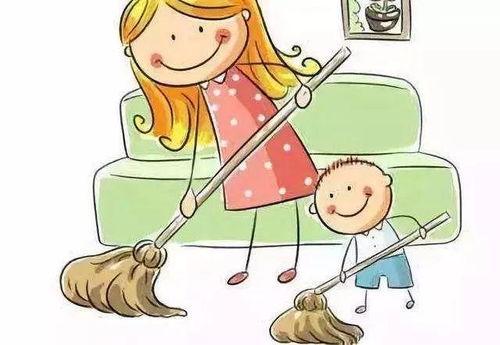 为什么要让孩子做家务