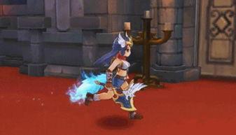 仙境传说RO守护永恒的爱英灵系列头饰及武器装扮介绍