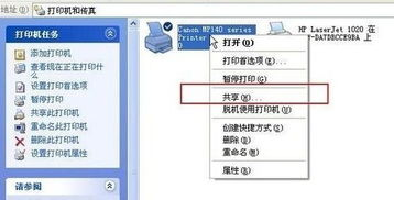 如何设置网络打印机共享(如何设置网络共享打印)