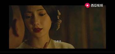 这是《黄飞鸿之英雄有梦》,图片上是杨颖,也就是angelababy饰演的心兰