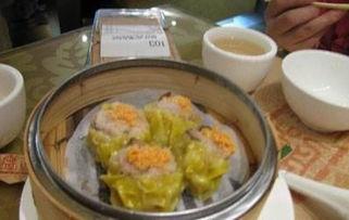 香港美食的诱惑