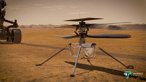 nasa首次在太空环境为火星直升机成功充电