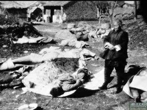 侵华日军兽行曝光 竟往下体塞炸弹炸死中国女人
