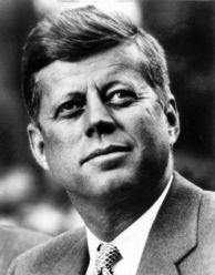 第35任总统约翰·肯尼迪-美国印象