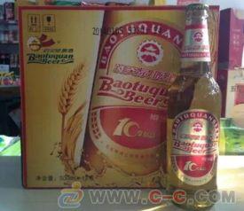 趵突泉啤酒股票