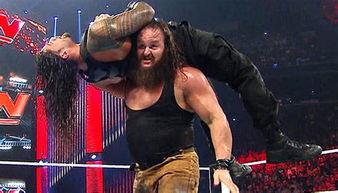 WWE2018 摔角狂热34 黑羊或无缘参赛,只因要做罗曼备胎