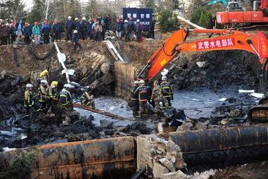 青岛输油管道爆炸事故最终确认62人遇难