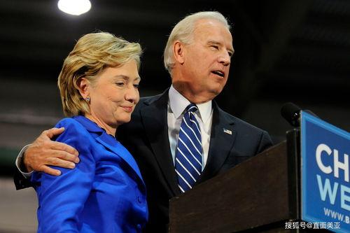 2016年民主党总统候选人希拉里·克林顿周二表示其支持前副总统乔·拜登(joebiden)竞选总统.