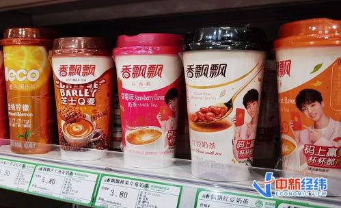 秋天的第一杯奶茶火了你还记得销量绕地球n圈的香飘飘吗