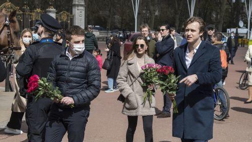 不举行国葬,菲利普亲王的葬礼会是什么样