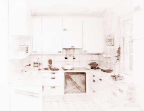厨房里风水小知识