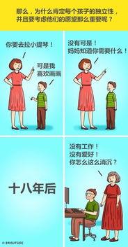 培养孩子就像养花黑幼龙