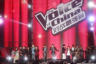 中国好声音总冠军是谁(《中国好声音》和《中)