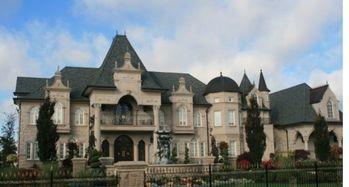 描写美式别墅的优美句子