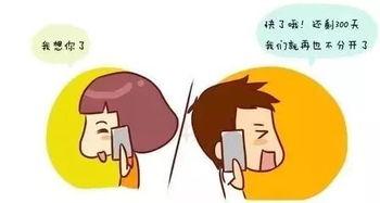 异地恋微信