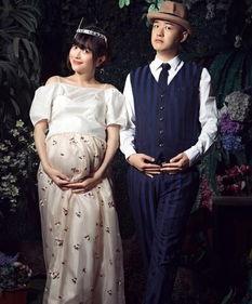 包贝尔和包文婧结婚照图片大全包贝尔为怀孕老婆接生写真